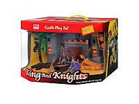 Игровой набор Замок рыцарей 0806 D3