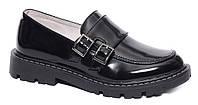 Туфли на тракторной подошве Фламинго р 33-37