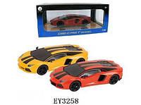 Машинка два цвета Lamborghini JT0233