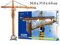 Мощный строительный башенный кран 625017