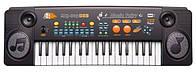 Детский синтезатор MQ-803 с микрофоном