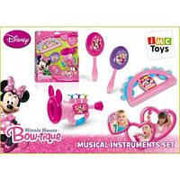 Набор детских музыкальных инструментов IMC Toys Minnie 180857