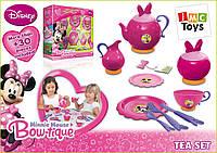 Набор посуды чайный сервиз, столовые приборы Minnie Mouse IMC Toys 180444