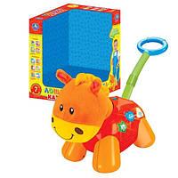 Развивающая игрушка 0654 WinFun NL Каталка Лошадка