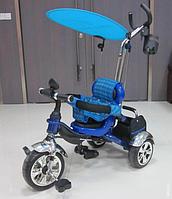 Детский трехколесный велосипед Lexus Trike KR 01 ПЕНАРЕЗИНА. Синий