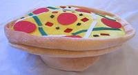 Шапка карнавальная Пицца