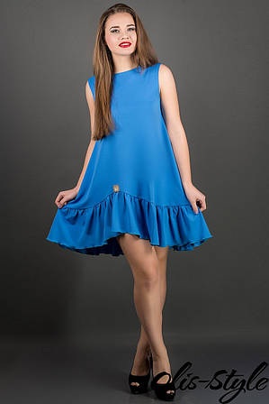 Платье Роми (бирюза)