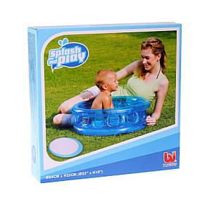 Бассейн детский INTEX, Bestway 51112 (надувное дно)!, фото 2