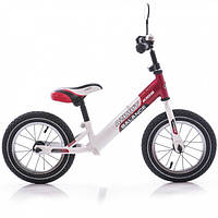 "Беговел Azimut Balance Bike Air 12"" Красно-белый"