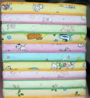 Детский матрас КП (кокос-поролон), для кровати 120х60 см. Толщина 5 см. Желтый