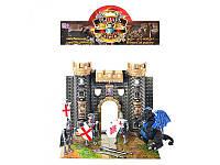 Детский игровой набор Рыцари с замком и драконом YT 1013