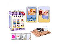 Игровой набор сделай-сам Шкаф для кукол KH 159-02