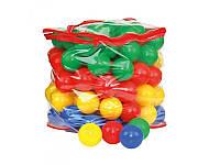 Шарики мячики 5876  для сухого бассейна, для палаток, 6,5 см. Количество шариков 160 шт.