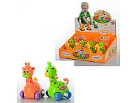 Детская заводная игрушка Joy Toy 9450 Жирафик