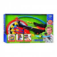 Детская игрушка Арбалет M 0010 со стрелами на присосках