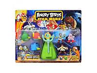 Игра 4024  Angry Birds + Star Wars,  катапульта для птиц