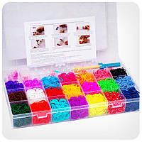 Набор Loom Bands для плетения браслетов 4200 шт