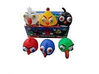 Детская игрушка - пищалка 525-7  Angry birds