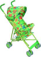 Коляска детская M 1702 прогулочная Зеленая