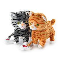 Игрушка кот на управлении