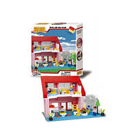 Детский конструктор Best Lock 33072  Дом с фигурками