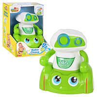 Интерактивная игрушка для малышей Робот 3985 T