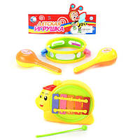Детский набор музыкальных инструментов Tongde 1076164 R/Y 88-8B