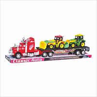 Детская игрушка Трейлер 9008 инерционный