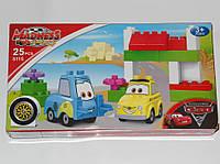 Конструктор Madness CARS 5115 Тачки, 25 дет
