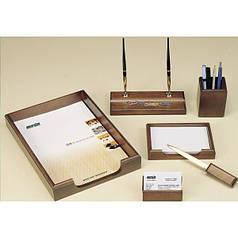 Подарочный набор настольный из дерева BESTAR 6159XD (6 предметов)