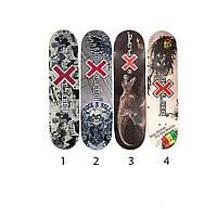 Скейтборд Amigo REFLEX, 4 вида