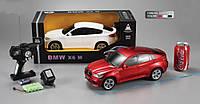 Машина р/у 1:14 QX BMW X6M со светом с заряд. уст-ом