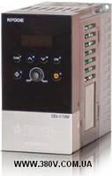 Однофазный векторный частотный преобразователь HYUNDAI N700E-004SF. 0,4 кВт, 3А, 220-240В
