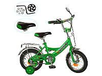 Велосипед PROFI 18д., зелёный