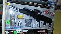 Детский автомат-винтовка на аккумуляторе 1331 стреляет гелевыми пулями