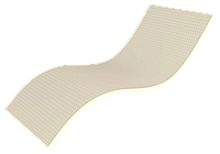 Полуторный тонкий матрас Top Ultra /  Топ Ультра 140х200 ЕММ h5 Take&Go bamboo латекс футон
