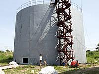 Зачистка резервуаров РВС 100 - 30 000 куб. м производится нашим предприятием более 20 лет. Мы встречались как
