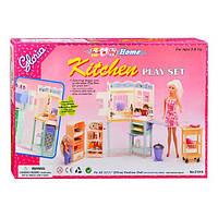 Набор кукольной мебели Gloria, Кухня, арт. 21016