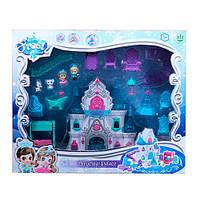 Замок 1206A принцессы, 25-25-6 см