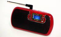 Акустическая колонка Atlanfa AT-6531 (FM, ПДУ, USB, SD)