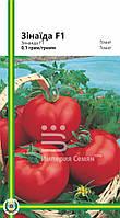 Семена томата Зинаида F1 (любительская упаковка) 0,1гр. (~30 шт.)