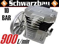 Компрессорная головка Schwarzbau, 900 л/мин