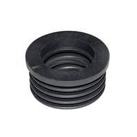 Редукция для канализационной трубы черная 110*120