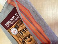 Средство для пиллинга (шелковая варежка для ухода за кожей лица и тела)