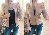 Куртка эко кожа стеганая 3 цвета, фото 1
