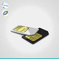 Ruim-карточка для номеров Интертелекома и PeopleNET