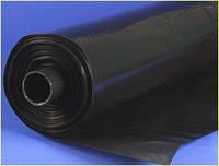 Чёрная стрейч пленка 500мм х 250м х 20мкм