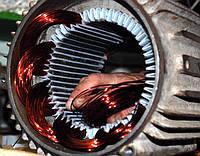 Перемотка двигателя от 1кВт до 315кВт