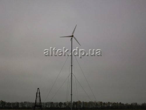 Ветрогенераторная установка