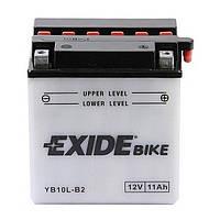 Аккумулятор Exide 12V 11AH/130A (EB10L-B2)